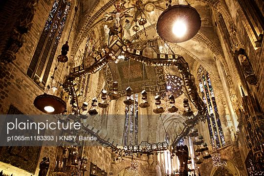 Kirche auf Mallorca - p1065m1183393 von KNSY Bande