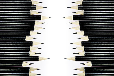Pencils - p401m2184698 by Frank Baquet