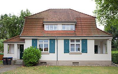 Haus in der Siedlung Teutoburgia I - p105m882381 von André Schuster