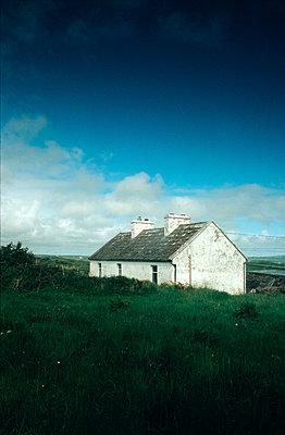 Haus in der Einsamkeit - p3300005 von Harald Braun