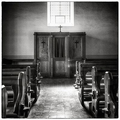 Irish Confessional - p1154m1074106 by Tom Hogan