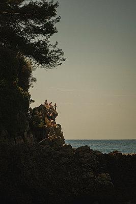 Cap D'Antibes - p600m2072996 von Laura Stevens