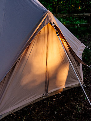 Tenting - p1177m2111087 by Philip Frowein