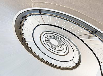 Spirale - p1119m1355470 von O. Mahlstedt