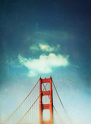 Golden Gate Bridge - p984m918702 by Mark Owen