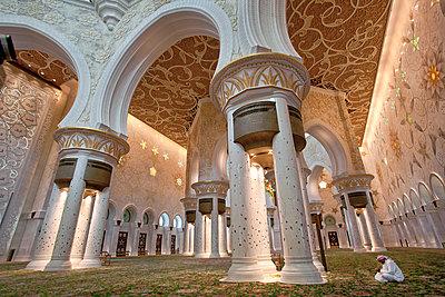 Scheich Zayed Moschee - p1653m2232312 von Vladimir Proshin