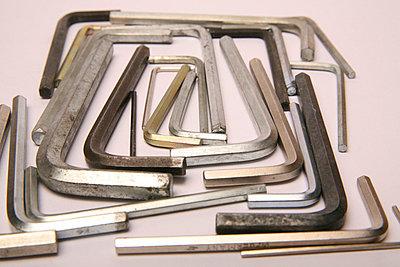 Inbusschlüssel - p1650883 von Andrea Schoenrock