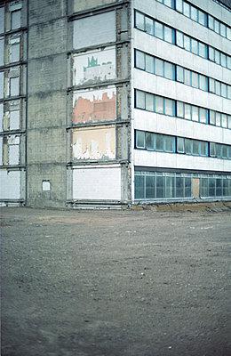 Verlassenes Gebäude - p950m791411 von aleksandar zaar