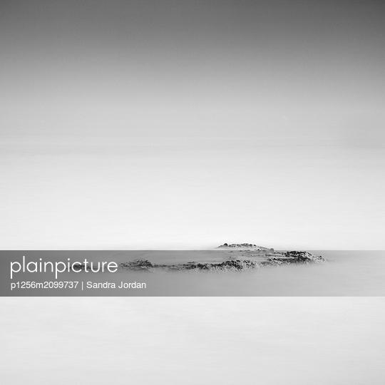 Mountain range - p1256m2099737 by Sandra Jordan