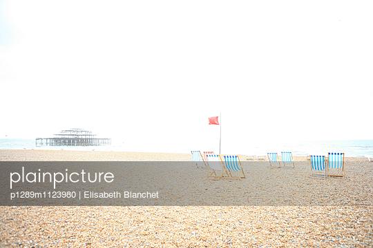 Brighton Pier - p1289m1123980 von Elisabeth Blanchet
