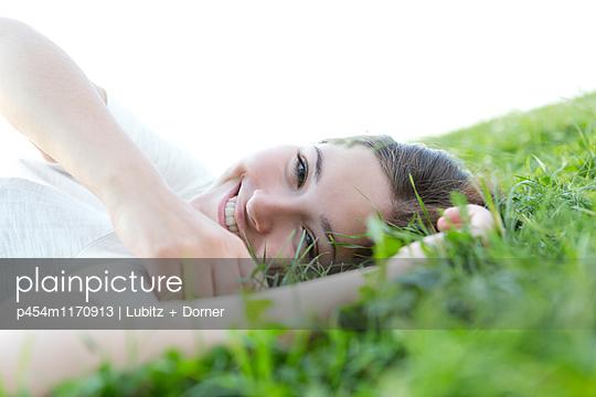 Frisch verliebt - p454m1170913 von Lubitz + Dorner