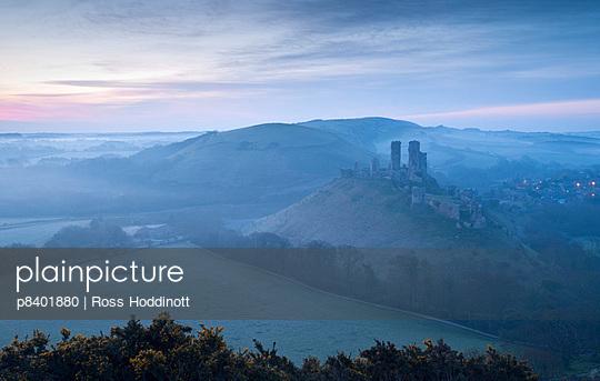 Corfe Castle - p8401880 by Ross Hoddinott
