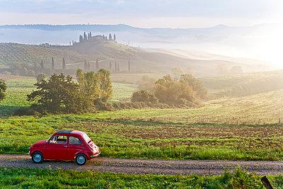 Fiat 500 - p1205m1106419 by Toni Anzenberger
