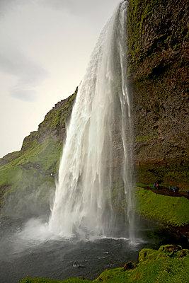 Wasserfall - p382m1068347 von Anna Matzen
