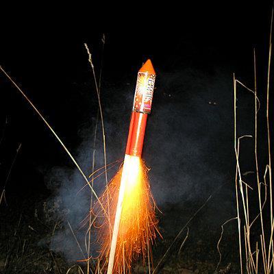 Feuerwerk - p4410411 von Maria Dorner