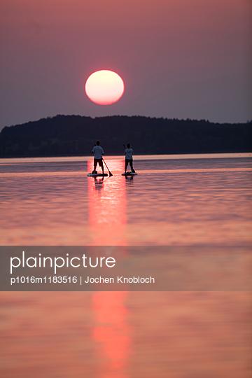 Parsteiner See - p1016m1183516 von Jochen Knobloch