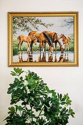 Pferdebild - p1319m1525341 von Christian A. Werner