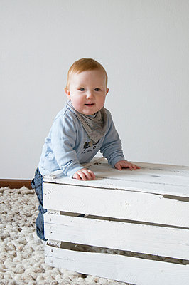 Moritz in der Kiste - p116m901089 von Gianna Schade