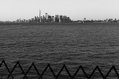 Blick auf Manhattan - p1340m1441597 von Christoph Lodewick