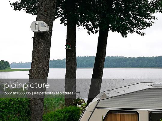 Campingplatz - p551m1585085 von Kai Peters