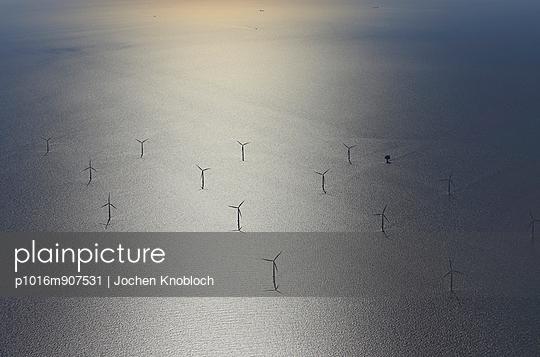 Offshore Windanlage 'Baltic 1' - p1016m907531 von Jochen Knobloch