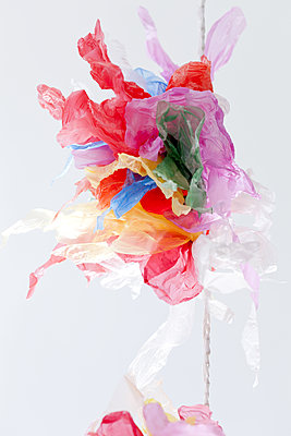 Plastic Flower - p1371m1225734 by Virginie Perocheau