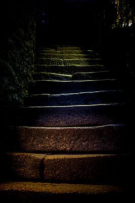 Alte Steintreppe - p248m1516166 von BY