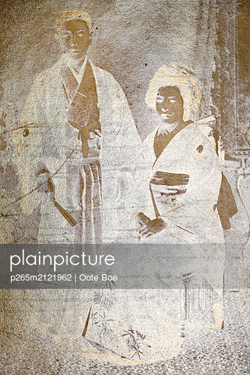Oxidized phtography - p265m2121962 by Oote Boe