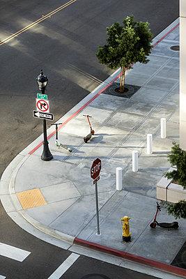 Straßenecke - p1094m2057257 von Patrick Strattner