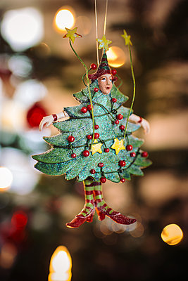 Weihnachtsdekoration - p305m1586710 von Dirk Morla