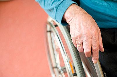 Elderly care - p6430158 by senior images
