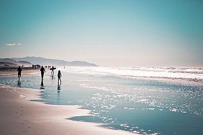 Strandleben - p795m912238 von Janklein