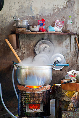 Cooking - p993m877385 by Sara Foerster
