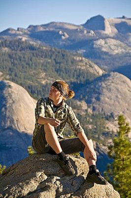 Yosemite national park  - p3226688 by Topi Ylä-Mononen