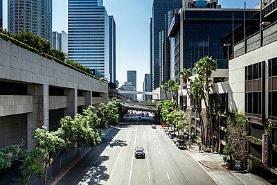 Downtown Los Angeles - p1094m971502 von Patrick Strattner