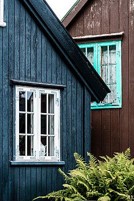 Faroe architecture - p1585m2283805 by Jan Erik Waider