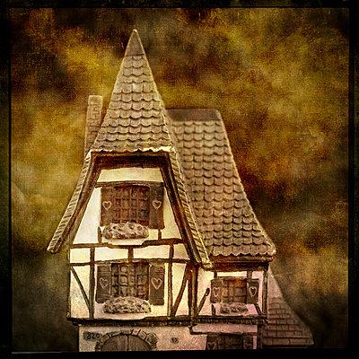 Miniature house - p8130346 by B.Jaubert