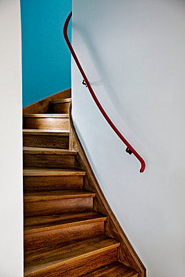 Stairs - p1146m1042022 by Stephanie Uhlenbrock