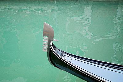 Flosse einer Gondel - p4450005 von Marie Docher