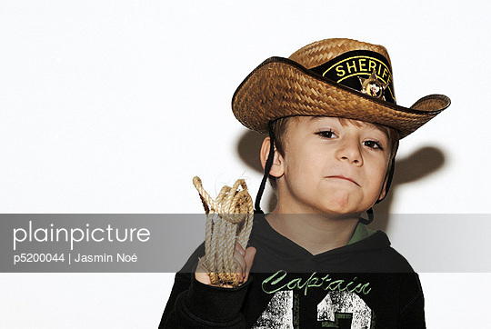 Cowboy - p5200044 von Jasmin Noé