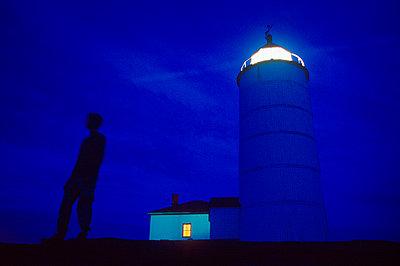 Lighthouse - p2003561 by Christian Lamontagne