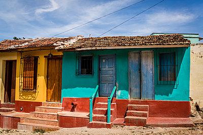 Häuser in Trinidad - p1170m2185859 von Bjanka Kadic