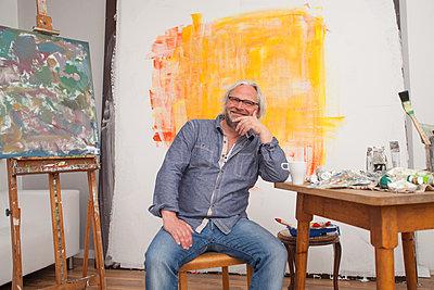 Kunstpause - p830m826082 von Schoo Flemming