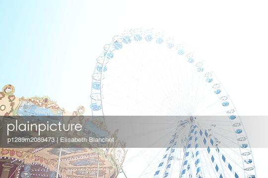 Theme park - p1289m2089473 by Elisabeth Blanchet