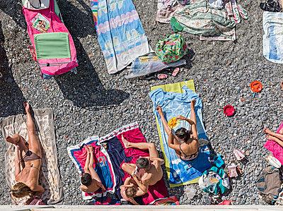 Strandleben - p1292m1122912 von Niels Schubert