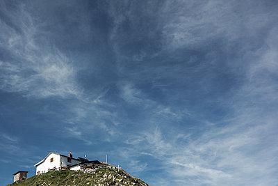 Berghütte - p354m1133774 von Andreas Süss