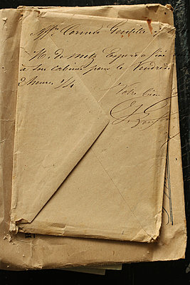 Alte Briefe     - p450m1123595 von Hanka Steidle