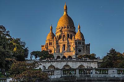 Montmartre und Sacré-Cœur - p1243m1515470 von Archer