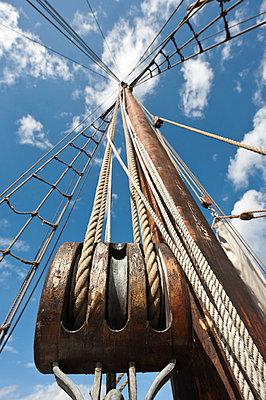Tall Ship - p1003m753990 by Terje Rakke