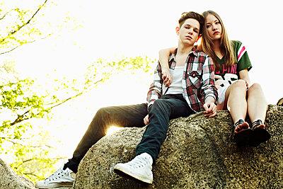 Teens - p1015m1441925 von Nino Gehrig
